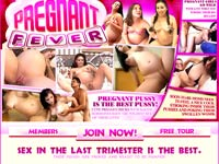 Pregnant Fever - Sex In The Last Trimester Is The Best!